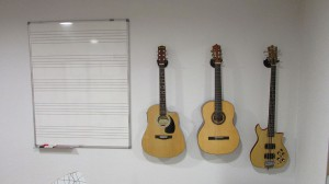 Clases de guitarra santutxu