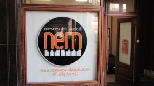 Exterior Nueva Escuela Musical Santutxu