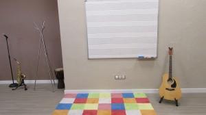 Iniciacion a la musica en NEM Santutxu