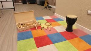 Musica y movimiento en NEM Santutxu